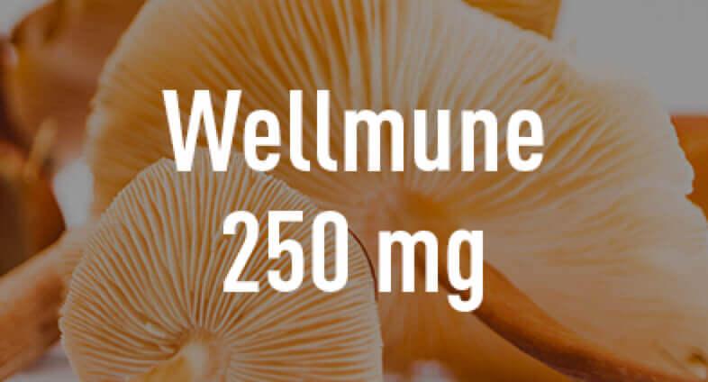 mushrooms, wellmune 250mg